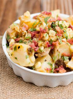 German Potato Salad Recipe - RecipeChart.com