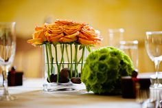Centerpiece of the Week By San Francisco Wedding Planner  -- see more at LuxeFinds.com