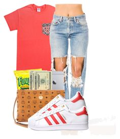 """""""."""" by ray-royals ❤ liked on Polyvore featuring adidas Originals"""