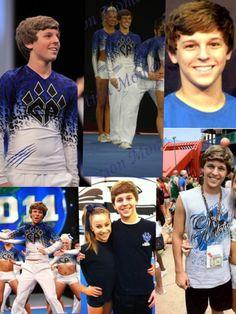Matt Smith<3 my future husband :) best  male cheerleader evwr