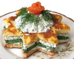 Napoleon of omelettes.