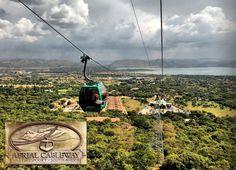 Aerial Cable Way - Hartbeespoort Dam - Gauteng - South Africa