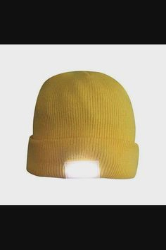 Shop 5 LED Knit Flash Light Beanie Hat Cap for Night Fishing Camping Handyman Working - Yellow now save up 50% off, free shipping worldwide and free gift, Support wholesale quotation! Slouch Beanie, Beanie Hats, Flash Light, Fish Camp, Elastic Headbands, Acrylic Material, Alpaca Wool, Beanies, Quotation
