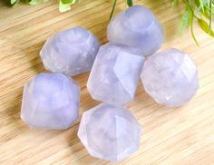 Tanzanite Soap Gem Birthday Gift Bling Party by TailoredSoap