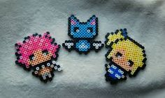 Image result for fairy tail perler