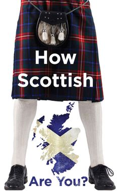 How Scottish Are You? I got Very Scottish....tehe..cuz i am