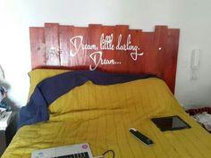 respaldar de cama