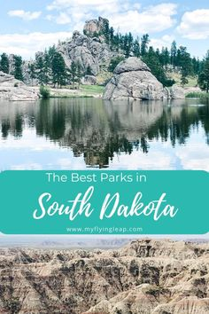 If you're looking to take a road trip to see some of the most beautiful parts of the United States, look no further than the South Dakota national and state parks. They are stunning and offer an amazing range of diversity you'll be sure to love. #southdakota #southdakotaroadtrip #southdakotatravel #southdakotaparks #custerstateparksouthdakota #windcavenationalparksouthdakota #southdakotanationalparks Badlands National Park, National Parks, South Dakota Travel, Wind Cave, Custer State Park, Autumn Park, Travel Inspiration, Travel Ideas, Travel Tips