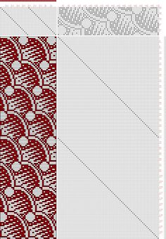 Hand Weaving Draft: Classical Collection 6028, Classical Collection 7, 20S, 72T - Handweaving.net Hand Weaving and Draft Archive