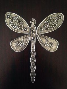 Best 12 Pewter butterfly on a stone heart by Heather van den Bergh – SkillOfKing. Aluminum Foil Art, Aluminum Can Crafts, Metal Crafts, Aluminum Cans, Tin Can Art, Tin Art, Pewter Art, Pewter Metal, Metal Clay