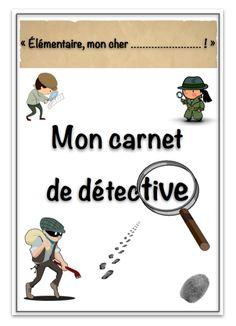 Mon carnet de détective                                                                                                                                                                                 Plus