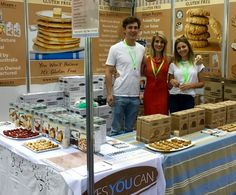 YYC at 2015 Melbourne Gluten Free Expo on October 10th and 11th. Had a wonderful time with all customers! Thanks for your supports :) #Glutenfree #Melbourne #Expo #glutenfreeexpo #yesyoucan #bakingmixes #artisanrecipes #health