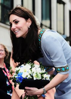 The Duchess of Cambridge arrives at the Place2Be Headteacher Conference | November 18, 2015