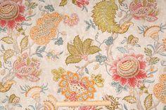 Floral/Vine Prints :: Kaufmann Finley Printed Linen Drapery Fabric in Sunshine $11.95 per yard - Fabric Guru.com: Fabric, Discount Fabric, Upholstery Fabric, Drapery Fabric, Fabric Remnants, wholesale fabric, fabrics, fabricguru, fabricguru.com, Waverly, P. Kaufmann, Schumacher, Robert Allen, Bloomcraft, Laura Ashley, Kravet, Greeff