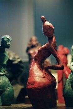 Valerie Hadida Sculptures – Contemplation