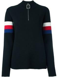 J.W.ANDERSON striped sleeve jumper. #j.w.anderson #cloth #jumper