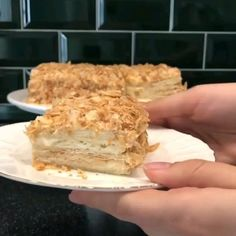 Pastry Recipes, Cooking Recipes, Cookies And Cream Cake, Quick Dessert Recipes, Buttery Biscuits, Good Food, Yummy Food, Creative Desserts, Russian Recipes