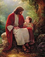 Print - In His Light Print by Greg Olsen