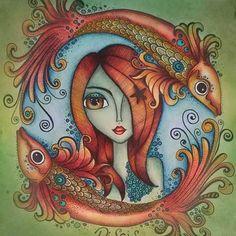 Block Painting, Doll Painting, Painting & Drawing, Fairy Wallpaper, Cubism Art, Goddess Art, Science Fiction Art, Angel Art, Art Journal Inspiration