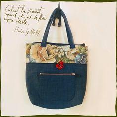 "Geanta ""Fundalul vieţii"" #handbag #handmade #custommade #premium #exclusive"