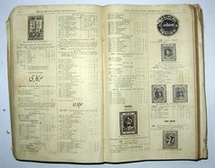 Stamps of British Empire. Published in 1937