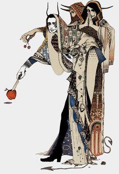 "41 Strangeさんのツイート: ""Artwork by Japanese illustrator Akiya Kageichi… "" Arte Dark Souls, Personajes Monster High, Drawn Art, Art Graphique, Japanese Art, Ikon, Art Inspo, Art Reference, Fashion Art"