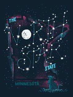 The Great Lakes States Project by Meng Yang — Kickstarter