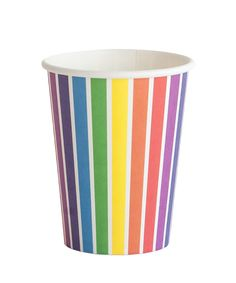 """- Paper - 2.5"""" Tall x 3"""" Diameter - 10 Cups"""