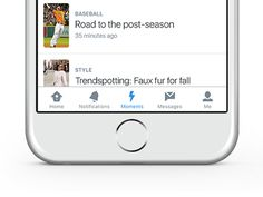 Twitter Launches Moments in U.S.  The Long-Awaited Project Lightning