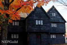 The Witch House (also called the Jonathan Corwin House), was the home of Judge Jonathan Corwin and is the only structure still standing in Salem, Massachusetts with direct ties to the Salem witch trials of 1692. The house was bought by Judge Corwin in 1675, when he was 24 years old, and he lived there for more than forty years. Corwin is buried in the nearby Broad Street Cemetery. The house remained in the Corwin family until the mid-19th century. The Witch House is located at 310 Essex Street,