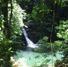Rio Seco waterfall- Trinidad