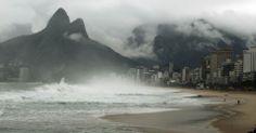 Ressaca no Rio de Janeiro - Ipanema