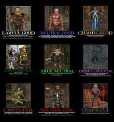because im a dork and i love the Elder Scrolls Morrowind, Oblivion, and Skyrim
