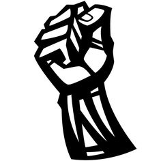 Clenched fist free vector. Download at http://www.vectorportal.com/subcategory/158/FIST-GRAPHIC-CLIP-ART-VECTOR.eps/ifile/11102/detailtest.asp