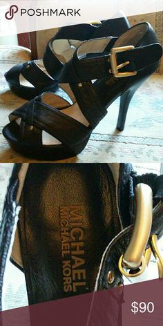 748378e2e5fa Sexy Micheal Kor Shoes worn only for a wedding. Poshmark