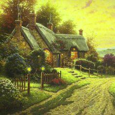 A beautiful cottage
