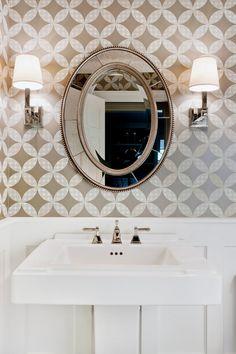 powder wall bathroom mirror mirrors decorating showroom bathrooms churchill jane traditional oval cowtan tout cool decor unique decorative lighting dorset