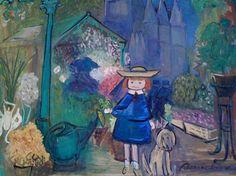 madeline original artwork from ludwig bemelmans