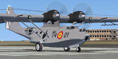 PBY-5 Catalina FAE                                                                                                                                                      Más