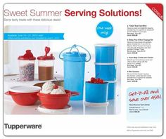 Contact me to order at jerseygyrl1219@yahoo.com or my website is www.my2.tupperware.com/jeanineschroeder