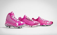 UNDER ARMOUR BASEBALL CLEATS FOR MOTHER'S DAY