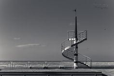 Marina di Cecina, Bagno Girasole by Thomas Skorjanc on 500px