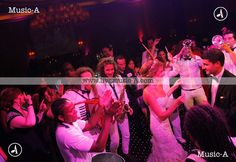 Dancing Parade Live Music, Wedding Ceremony, Dancing, Entertaining, Weddings, Concert, Videos, Dance, Mariage