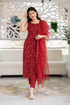 Silk Kurti Designs, Simple Kurta Designs, Kurta Designs Women, Stylish Dress Designs, Kurti Designs Party Wear, Designs For Dresses, Stylish Kurtis Design, Party Wear Indian Dresses, Designer Party Wear Dresses