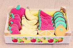 Estas galletas tienen una pinta, yummmm