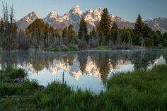 Grand Teton National Park - Schwabacher Landing - Grand Teton National Park
