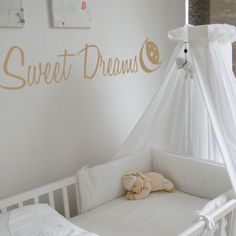 Wall Star Graphics Sweet Dreams Wall Decal//