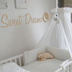 Wall Star Graphics Sweet Dreams Wall Decal//