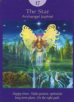 What Are Tarot Cards? Made up of no less than seventy-eight cards, each deck of Tarot cards are all the same. Tarot cards come in all sizes with all types Doreen Virtue, Free Tarot Cards, Star Tarot, Angel Readings, Angel Guidance, Oracle Tarot, Angels Among Us, Angel Cards, Card Reading