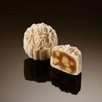 White Lotus, Mooncake, Mid Autumn Festival, Snow White, Peach, Desserts, Food, Tailgate Desserts, Deserts